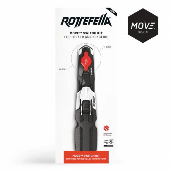 Rottefella MOVE™ Switch Kit for NIS 2.0 & 3.0